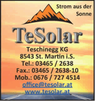 Bild von: TeSolar Teschinegg KG (Alternativenergie)